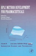 HPLC Method Development for Pharmaceuticals