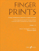 Fingerprints for Trumpet and Piano