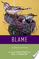 Blame Book PDF