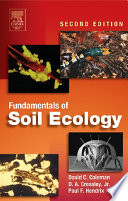 Fundamentals Of Soil Ecology