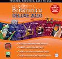 Encyclopaedia Britannica 2010 Deluxe Edition Dvd