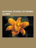 National School of Drama Alumni