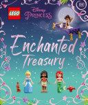 Lego Disney Princess Enchanted Treasury Library Edition