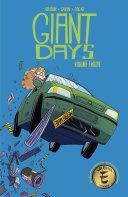 Giant Days Vol. 12 : as best friends esther, susan...