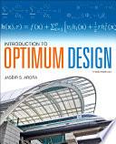 Introduction To Optimum Design book