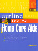 Prentice Hall Health Outline Review for Home Care Aide