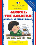 illustration George, the goldfish