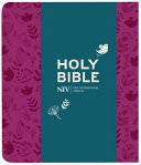 NIV Journalling Soft Tone Bible with Clasp