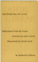 Prophecies of love Pdf/ePub eBook