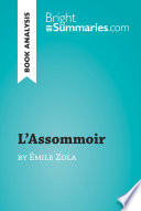 L'Assommoir by Émile Zola (Book Analysis)