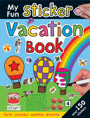 My Fun Sticker Vacation Book