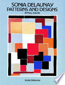 Sonia Delaunay Patterns and Designs in Full Color