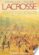 American Indian Lacrosse