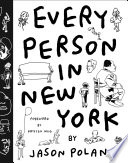 Every Person In New York : in new york, from cab...