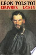 L  on Tolsto     Oeuvres