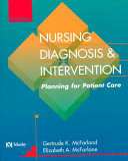 Nursing Diagnosis   Intervention