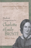 Student Companion to Charlotte   Emily Bront