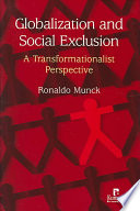 Globalization and Social Exclusion