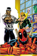 Luke Cage  Iron Fist   The Heroes For Hire
