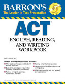Barron s ACT English  Reading and Writing Workbook  2nd Edition