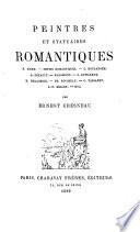 Peintres et statuaires romantiques