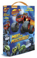 Meet the Machines   Blaze and the Monster Machines