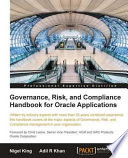 Governance  Risk  and Compliance Handbook for Oracle Applications