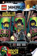 LEGO Ninjago  9  Night of the Nindroids