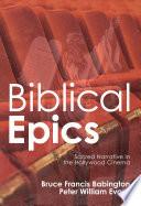 Biblical Epics