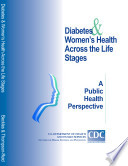 Diabetes Women S Health Across The Life Stages