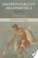 Valerius Flaccus  Argonautica  Book 1