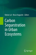 Book Carbon Sequestration in Urban Ecosystems