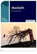 Oxford Literature Companions  Macbeth Workbook