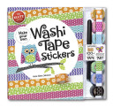 Make Your Own Washi Tape Stickers