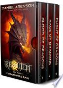 Dragonfire Rain The Complete Trilogy World Of Requiem