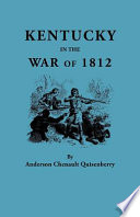 Ebook Kentucky in the War of 1812 Epub Anderson Chenault Quisenberry Apps Read Mobile