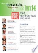 Thông tin tái/bảo hiểm quốc tế tháng 5/6 năm 2014