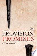 Provision Promises Book PDF