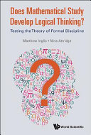 Does Mathematical Study Develop Logical Thinking