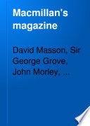 Macmillan s Magazine Book PDF