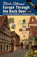 Rick Steves  Europe Through the Back Door 2002