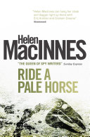 Ride a Pale Horse Conference In Prague She Only