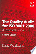 The Quality Audit for ISO 9001 2000