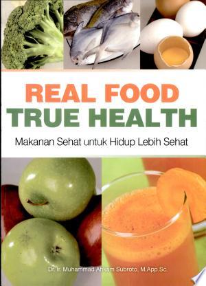 Real Food True Health - ISBN:9789790061439