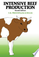 Intensive Beef Production