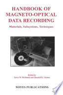 Handbook of Magento Optical Data Recording