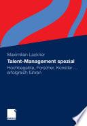 Talent Management spezial