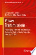 Power Transmissions
