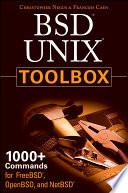 Bsd Unix Toolbox