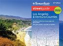 Thomas Travel Guide Los Angeles/ventura, Ca